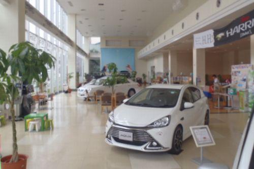 新車ディーラーのおトク情報が満載!日本最大級の新車ディーラー検索サイト       京都トヨペット七条本店