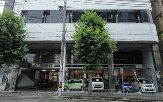 新車ディーラーのおトク情報が満載!日本最大級の新車ディーラー検索サイト       京都トヨペット山科店