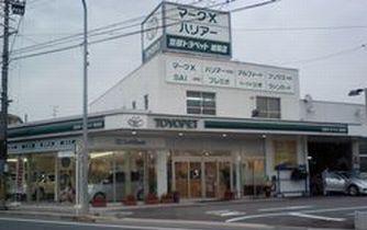京都府・トヨタ全店・トヨタ・ト...