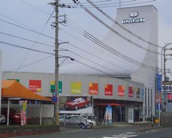 新車ディーラーのおトク情報が満載!日本最大級の新車ディーラー検索サイト       京都トヨペット舞鶴店