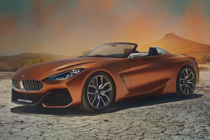 BMW コンセプトZ4