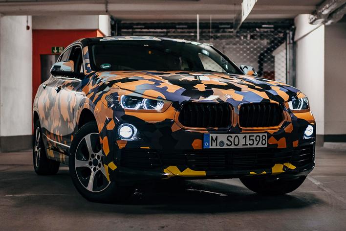 BMW 新型X2