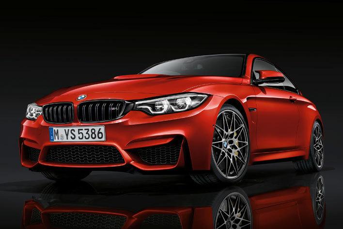 BMW 新型M4 Competition(マニュアルトランスミッション搭載モデル)
