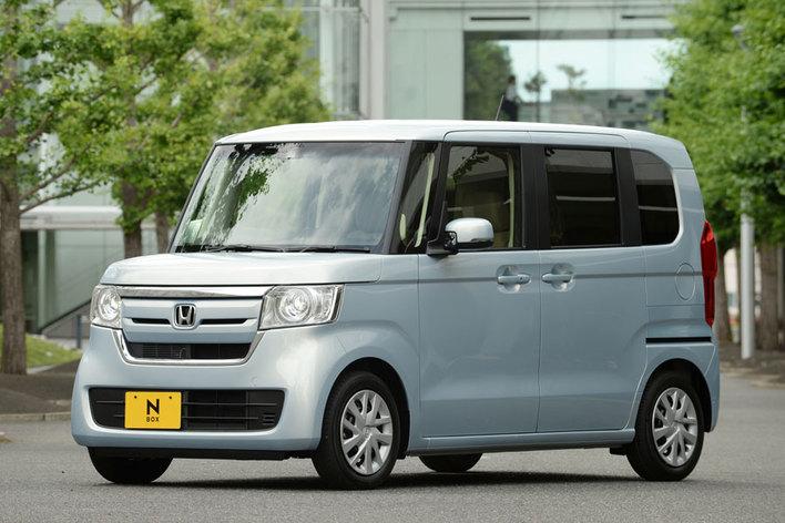 ホンダ 新型N-BOX(2017年9月フルモデルチェンジモデル)