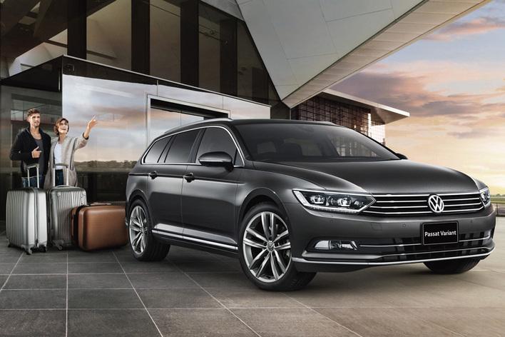 VW パサートヴァリアント限定モデル TSI エレガンスライン テックエディション