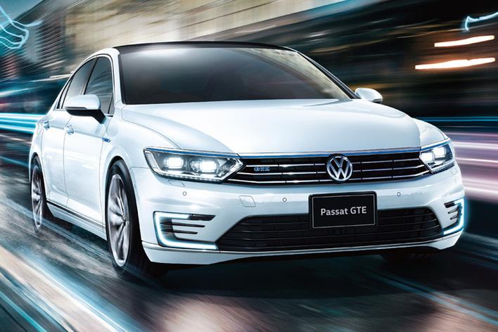 VW パサートGTE