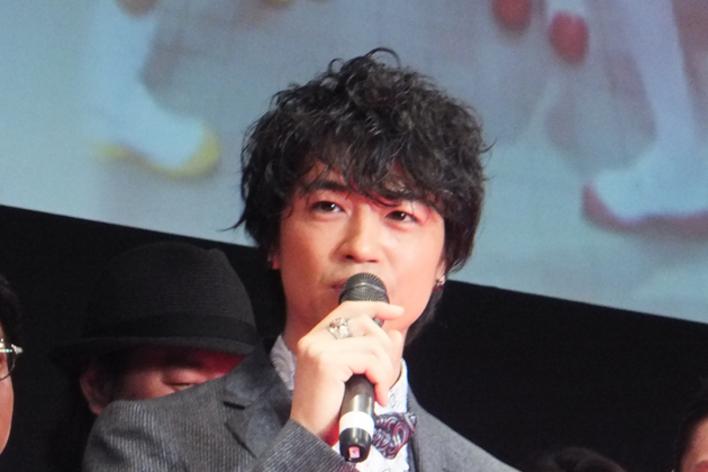 斎藤工さん/2014年5月29日に東京で開催されたショートショートフィルムフェスティバルの初日の様子