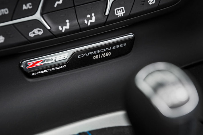 シボレー コルベット グランスポーツ/ Z06 Carbon 65 Editionを発売