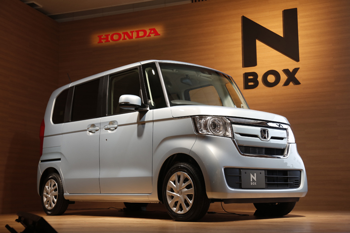 ホンダ 新型N-BOX