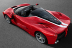 約10億7700万円!ラ・フェラーリ アペルタがチャリティーオークションで21世紀最高額の落札