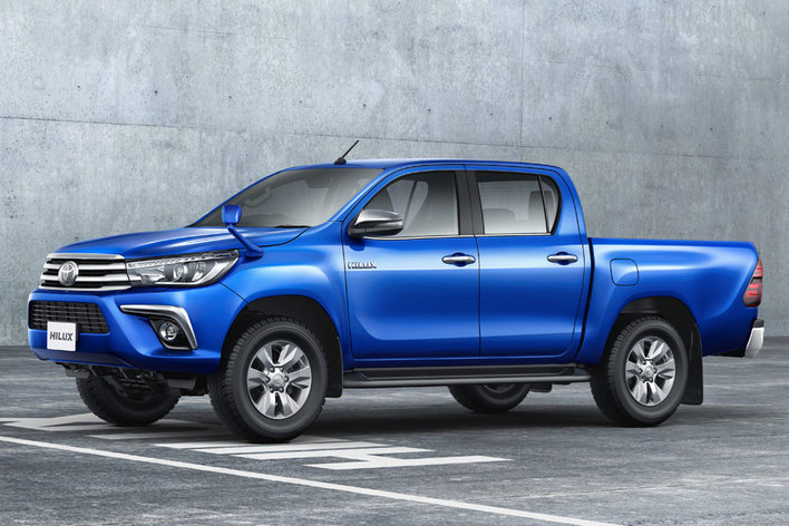 Toyota new type Hilux