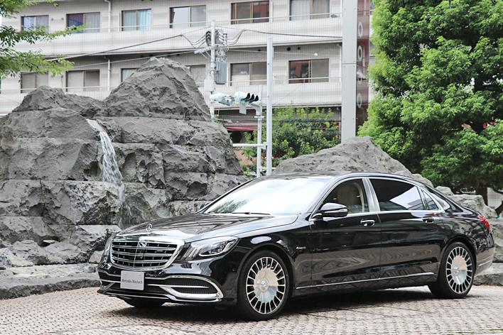 Mercedes-Maybach S560 4MATIC(オブシディアンブラック)