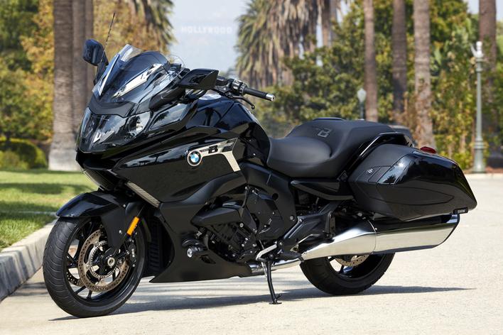 新型BMW K 1600 B