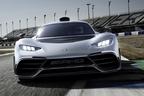 メルセデス・ベンツ、公道のF1マシン「AMG プロジェクトワン」を世界初公開【フランクフルトショー2017】