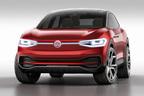 VW、クロスオーバーEV「I.D. CROZZ II」を世界初公開【フランクフルトショー2017】