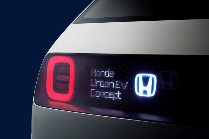 Honda Urban EV Concept(ホンダ アーバン イーブイ コンセプト)[2019年市販化予定の電気自動車]