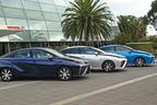 トヨタ、カナダで燃料電池自動車MIRAIのフリート販売を開始