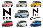 ホンダ 新型N-BOX(NBOX)/N-BOXカスタム最新情報|フルモデルチェンジした人気No.1軽自動車の価格やおススメグレードを徹底解説!