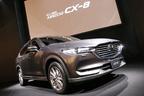 マツダ 新型CX-8|3列シートを備えたクロスオーバーSUVで国内の新たな市場開拓にチャレンジ