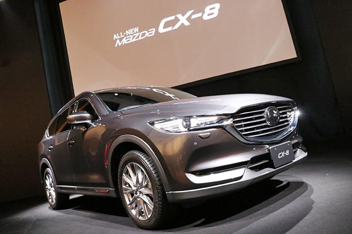 マツダ 新型CX-8