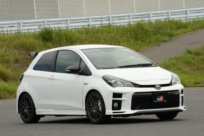 トヨタGRシリーズ(TOYOTA GAZOO Racing:トヨタガズーレーシング チューニングモデル)