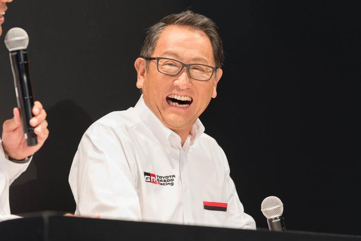 トヨタGRシリーズ発表会