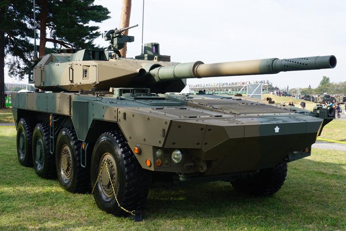 16式機動戦闘車03