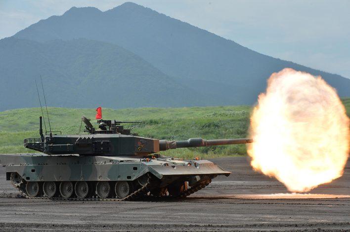 90式戦車01