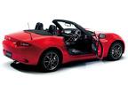 マツダ、手動運転装置付車にも「走る歓び」ロードスター/ロードスターRF/アクセラに設定