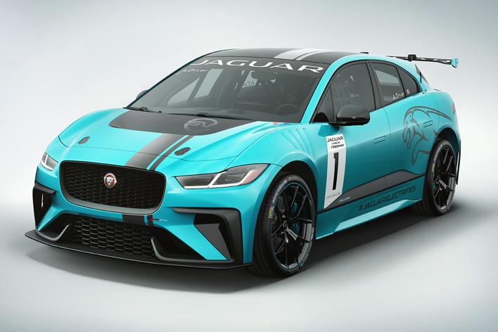 ジャガー 「I-PACEジャガー 「Jaguar I-PACE eTROPHY」