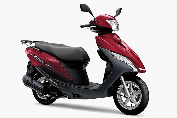 スズキ 新型125ccスクーター「アドレス125」