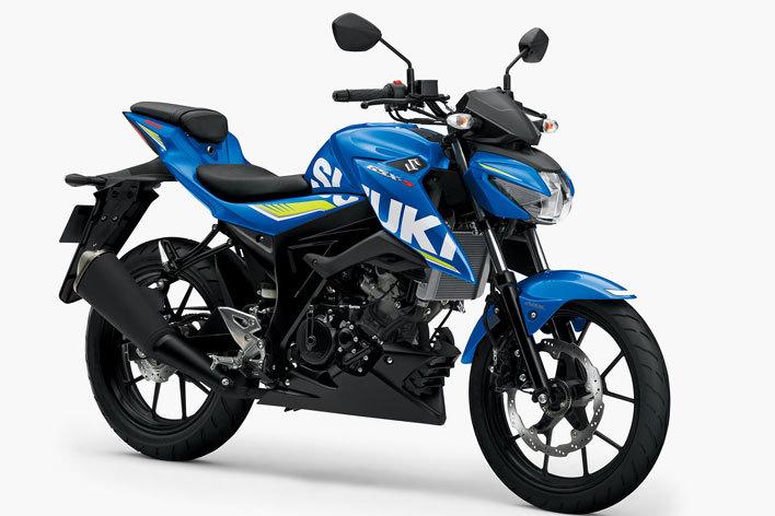 スズキ GSX‐S125 ABS 125cc