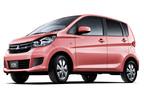 三菱、eKシリーズの安全装備採用グレードを拡大、ナビプレゼント特典付き特別仕様車を発売