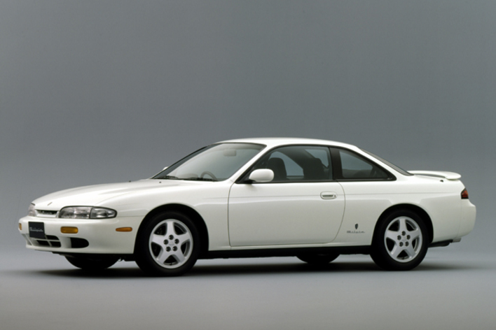 日産 シルビア S14(1993年~1999年) K's Type S (ボディカラーは特別塗装色) 1993年