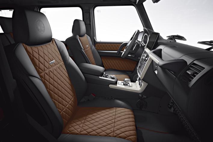 メルセデスベンツ G65