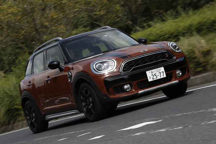 MINI CROSSOVER「Cooper SD Crossover ALL4」