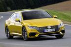 VW アルテオン 海外試乗レポート|フォルクスワーゲンの新たなフラッグシップは美しい5ドアクーペだった
