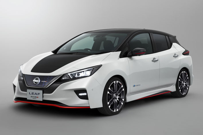 NISSAN LEAF NISMO Concept(日産 リーフ ニスモ コンセプト)【東京モーターショー2017参考出品/コンセプトカー】