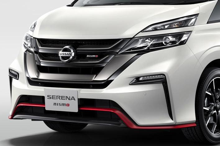 日産 新型セレナNISMOが2017年11月発売決定!大人気ミニバンのカスタムモデルで追い打ちをかける【東京モーターショー2017】