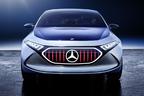 メルセデス・ベンツ、話題のコンセプト EQ Aなど4台をアジア初公開【東京モーターショー2017】