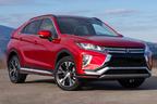 三菱、新型SUV エクリプスクロスの北米仕様車を出荷開始
