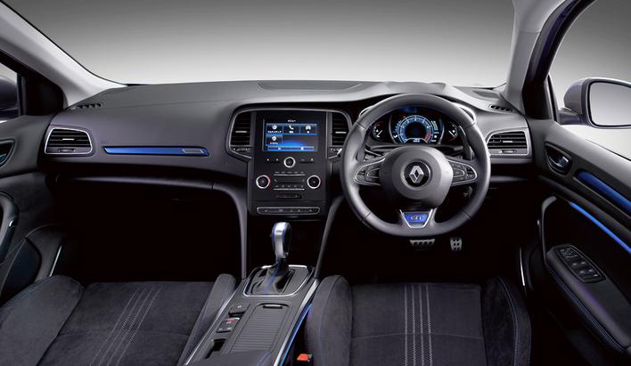 ルノー 新型メガーヌ GT