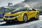 BMW、i8に鮮やかなイエローの特別モデルを設定…2298万円で4台限定