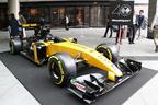 F1参戦40周年のルノー、新型メガーヌGTなどスポーツモデルに特化して出展【東京モーターショー2017】