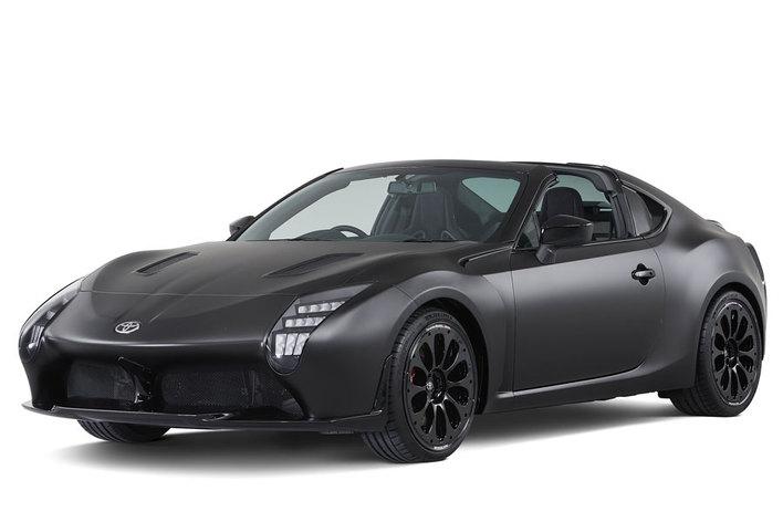 トヨタ GR HV Sports Concept/東京モーターショー2017