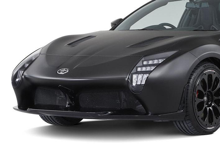 トヨタ GR HV スポーツコンセプト|オープントップ搭載のハイブリッドスポーツを世界初公開【東京モーターショー2017】