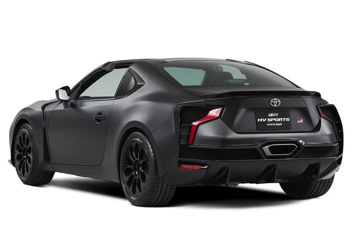 トヨタ GR HV Sports Concept