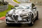 アルファロメオの新型SUV「ステルヴィオ」がニュルで最速タイム更新!日本では2018年に発売