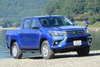 トヨタ 新型ハイラックスを徹底試乗&評価|四駆トラックの懐かしい運転感覚が新しい需要を開拓