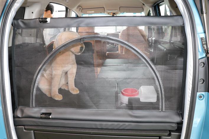 ホンダ フリード+ DOG LOVER(ドッグラバー)